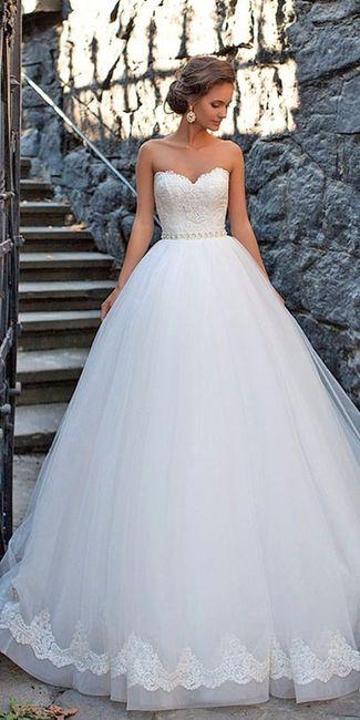 El vestido de novia perfecto