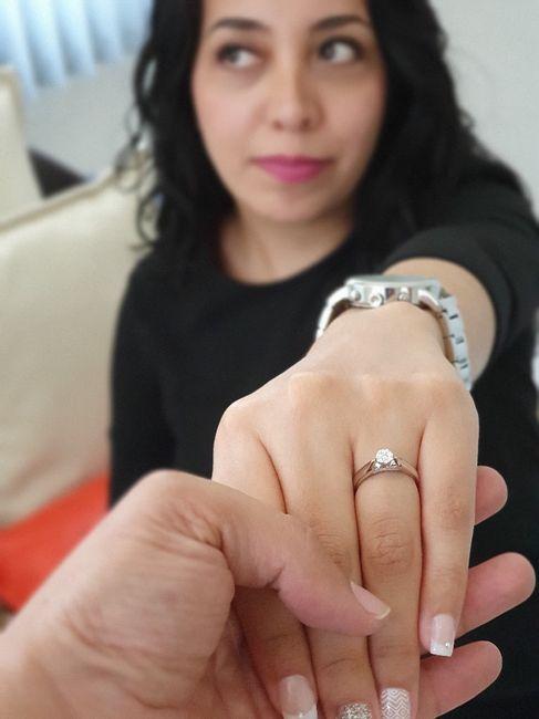 M de muestren sus anillos!!! - 1