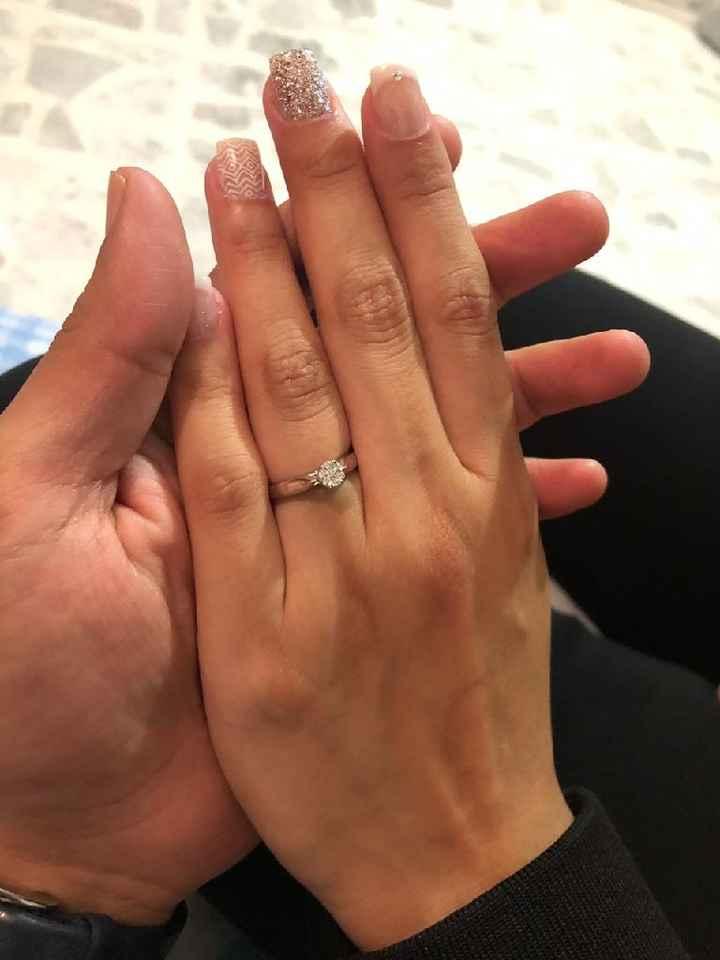 ¡Comprometida!💍✨ - 1