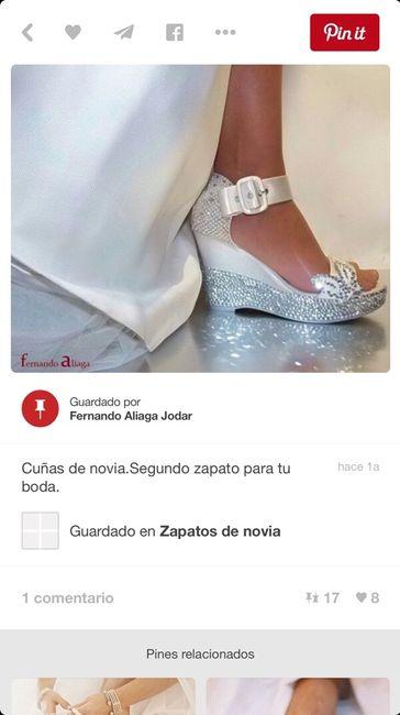 f9aab0c411 Estilos De Zapatos Para Boda Foro Moda Nupcial Bodas