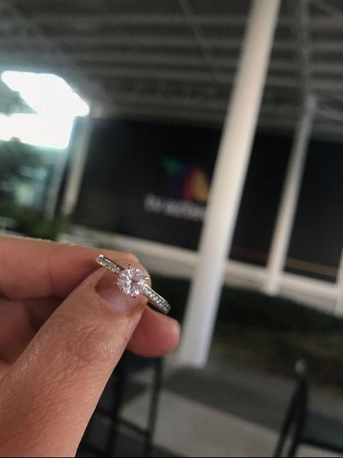 Aún no tengo anillo!! 3