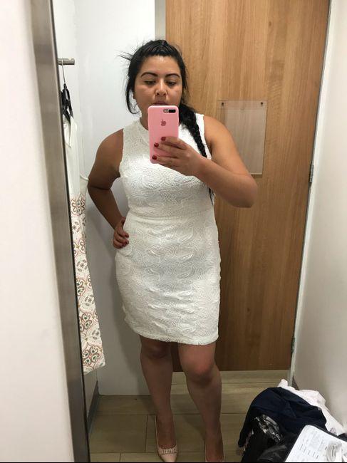 Vestido Boda Civil 8