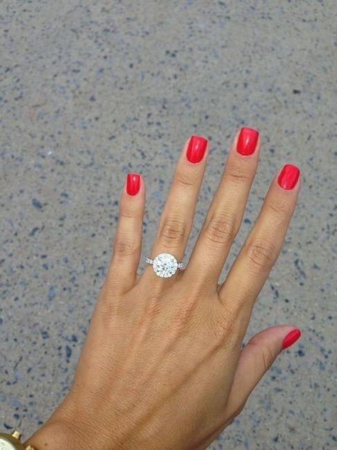 c6bfa97db94f Colores de uñas para resaltar anillo de compromiso - Foro Belleza ...