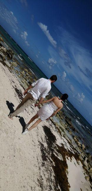 Mi Trash the dress en la playa (experiencias) 2