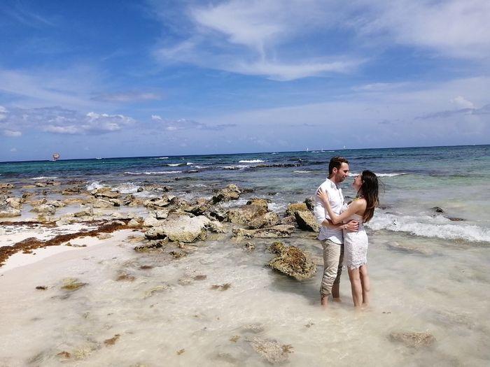 Mi Trash the dress en la playa (experiencias) 3