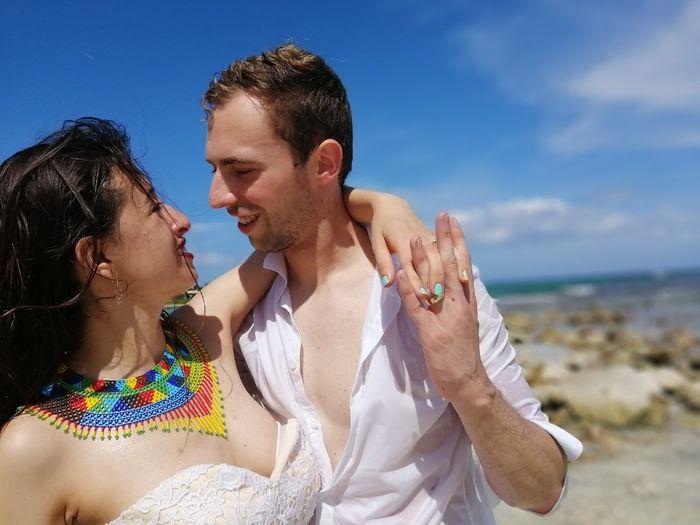 Mi Trash the dress en la playa (experiencias) 6