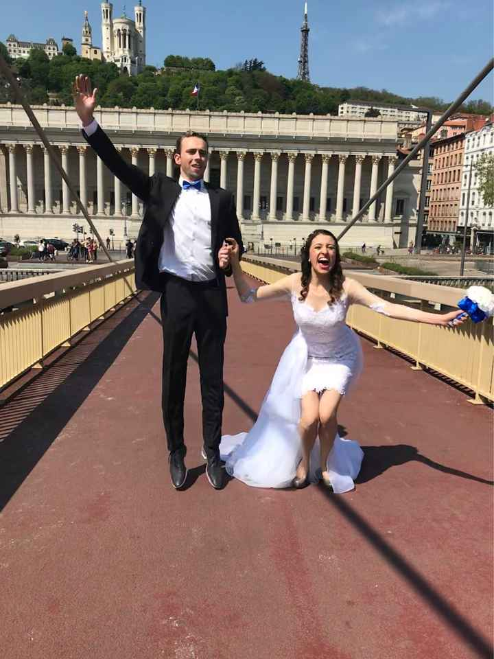 Boda civil a la francesa 1