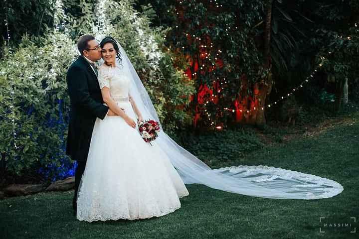 Novios que nos casamos el 5 de Septiembre de 2020 en Estado México - 1