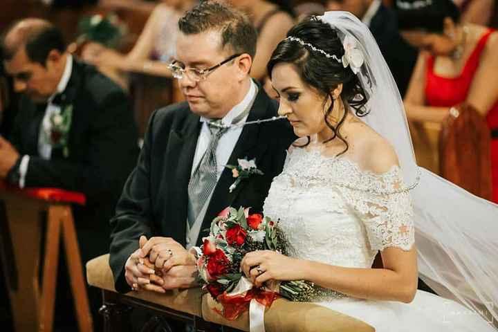 Novios que nos casamos el 5 de Septiembre de 2020 en Estado México - 2