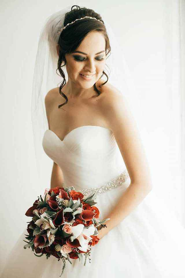 Novios que nos casamos el 5 de Septiembre de 2020 en Estado México - 3