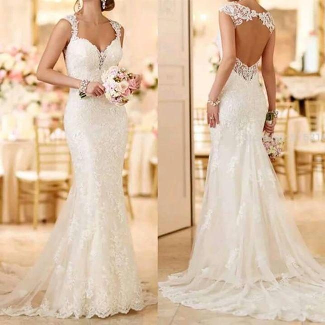 vestido de novia para playa - foro moda nupcial - bodas.mx