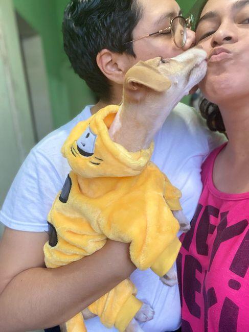 ¡Suban una foto de/con beso! 💋 1