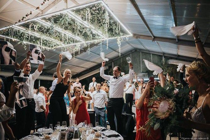 ¿Cuántos invitados tendrán en su boda? 1