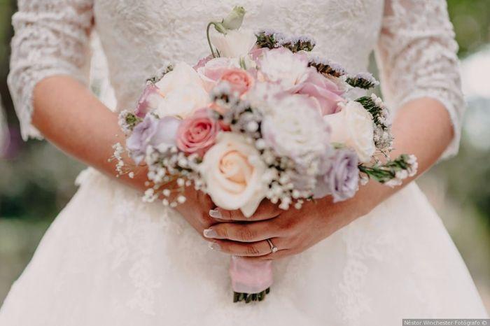 Guerra de Admins: Ramo de novia 1