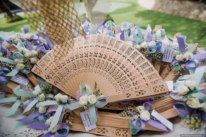 ¿Qué recuerdos te gustarían en tu boda? 2