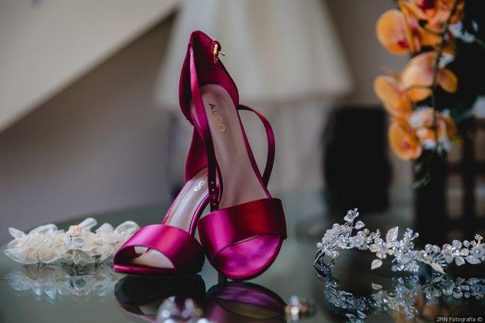 ¿Qué zapatos NO van contigo? 3