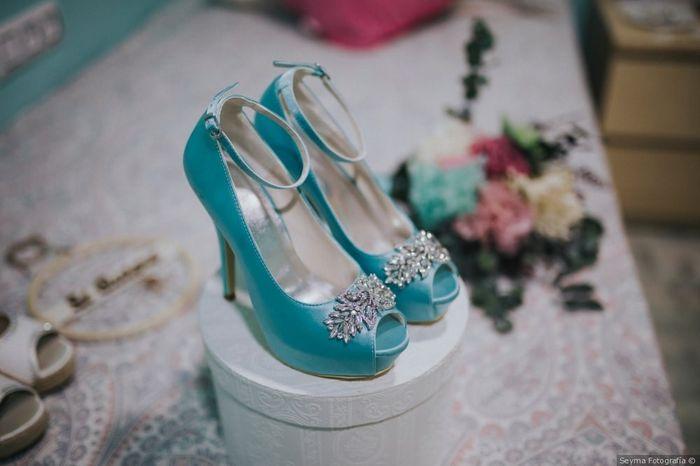 ¿Qué zapatos NO van contigo? 4