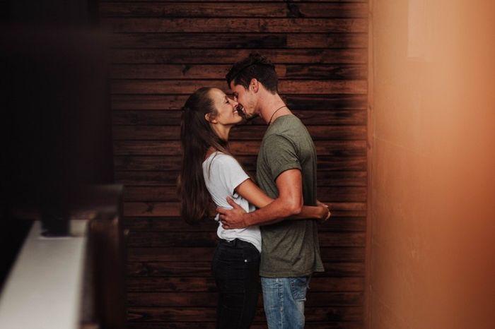 ¿Cuánto tiempo tardaron en dar el primer beso? 1
