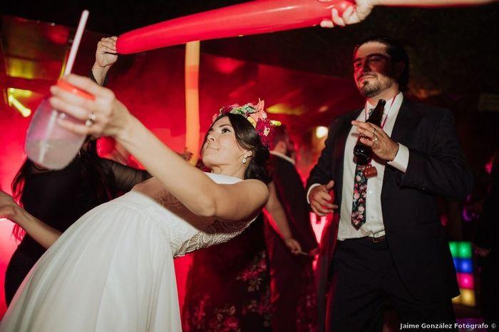 ¿Cuántas horas durará la boda? 1