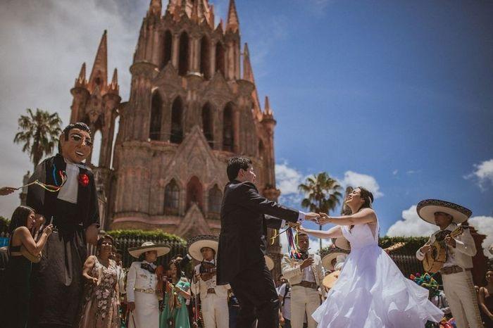 ¡Vivan las bodas mexicanas! 3