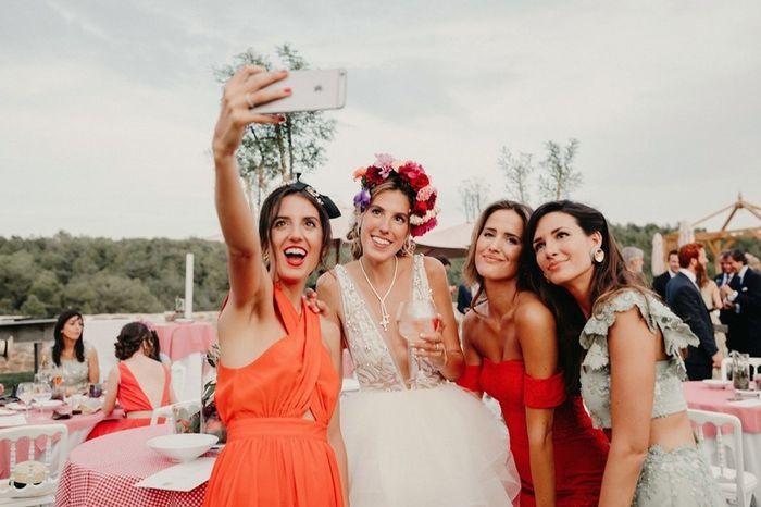 ¿Qué persona no quieres en tu boda? 1