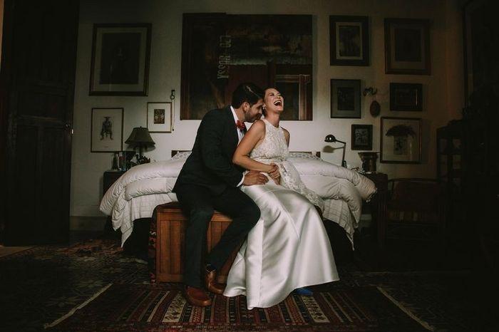 Consejo de la abuelita: No tendrán relaciones antes de la boda 👵 1