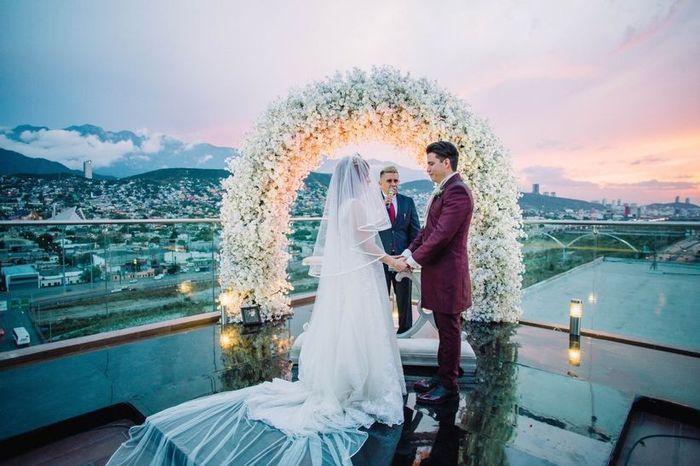 Colores:  ¿Qué estilo de boda te gustaría tener? 2