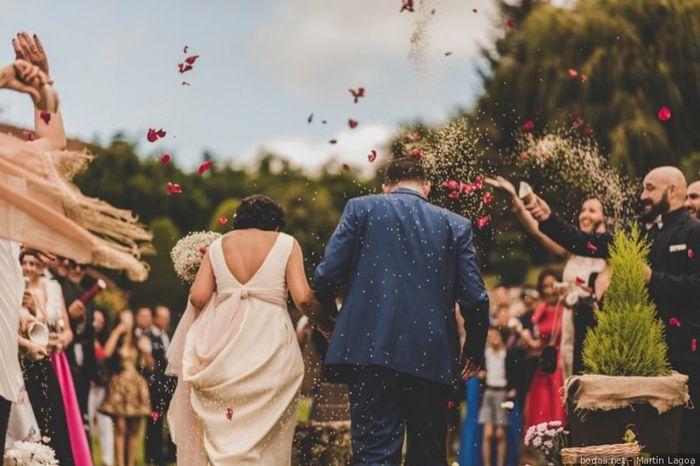 Vota: ¿Consideras el video necesario o un extra en tu boda? 1