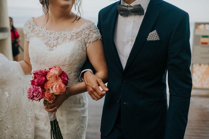 ¿Cuántas ⭐ le das a este traje de novio?🎁 1