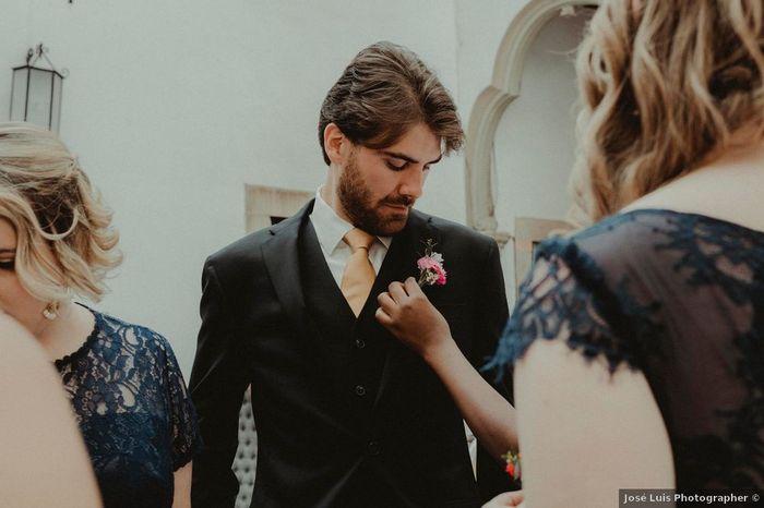 ¿Cuántas ⭐ le das a esta corbata! 🎁 1