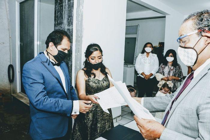 ¡Las bodas han regresado! 😎 VOTA por la mejor foto de la semana 📷 Ed.23 1
