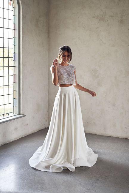 ¿Te atreverías con un vestido de 2 piezas? 3