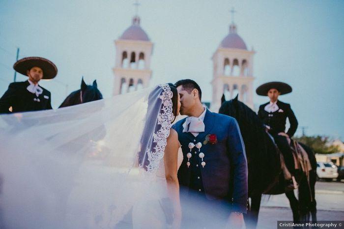 ¿Qué tanto te importan las tradiciones de boda? 1