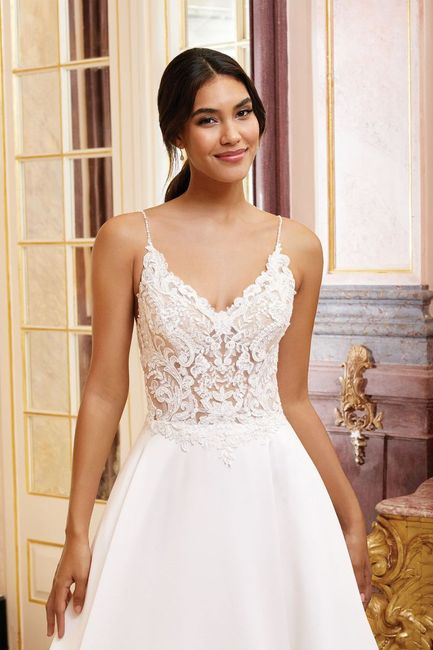 Un vestido al día: Sincerity Bridal 2