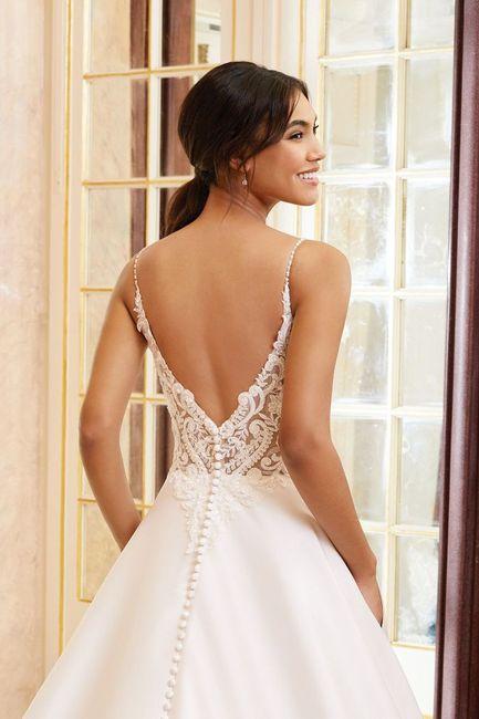 Un vestido al día: Sincerity Bridal 3