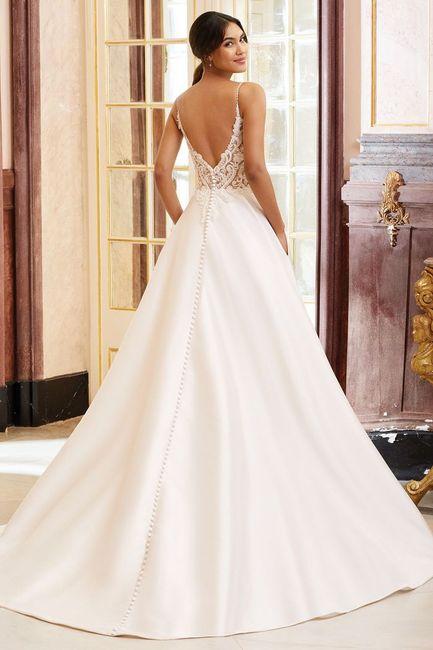 Un vestido al día: Sincerity Bridal 4