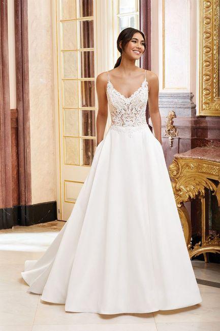 Un vestido al día: Sincerity Bridal 1