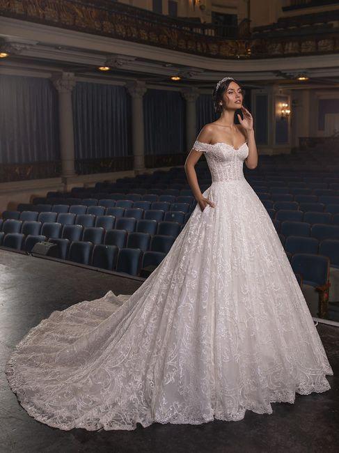 Un vestido al día: Pronovias 1