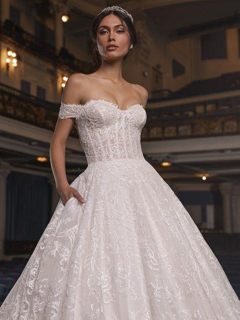 Un vestido al día: Pronovias 2