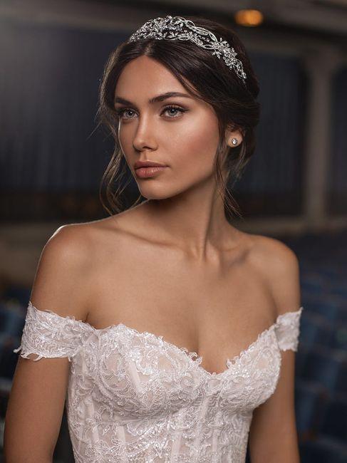Un vestido al día: Pronovias 3