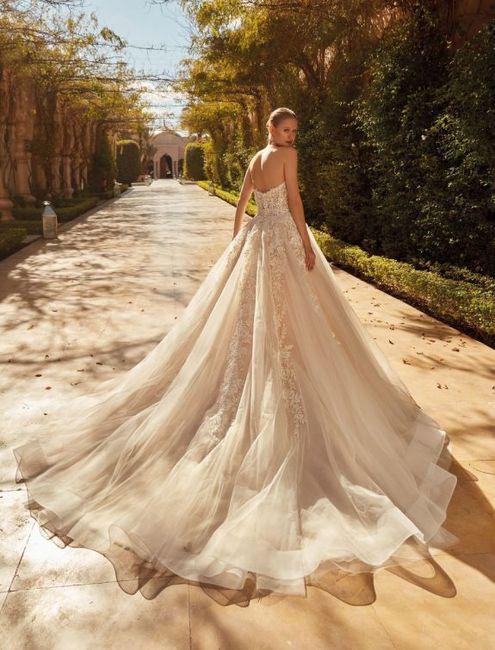 Un vestido al día: Demetrios 3