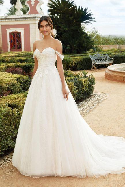 Un vestido al día:SINCERITY BRIDAL 1