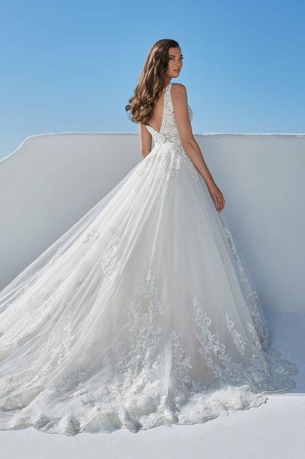 Un vestido al día: Justin Alexander 3