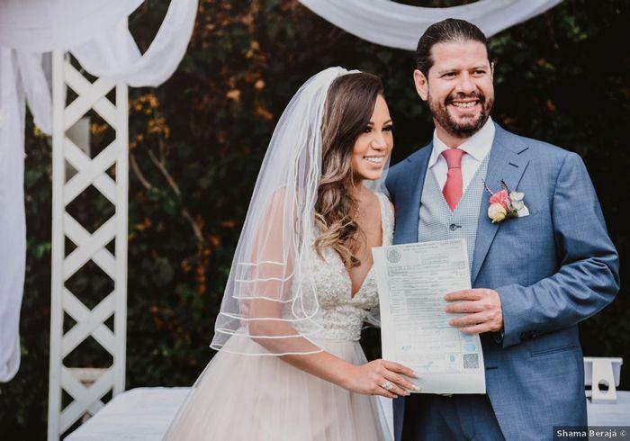 #7 ¡A trabajar con los trámites boda civil y religiosa! 2