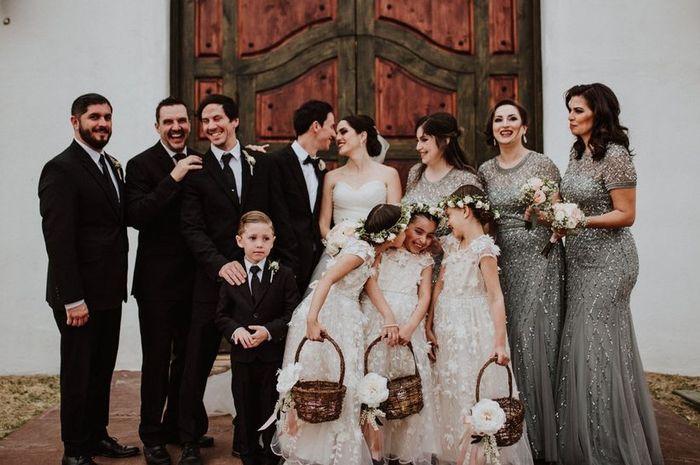 ¿Cuántos niños tendrás en tu boda? ¡Gana el activity book! 🎁 1