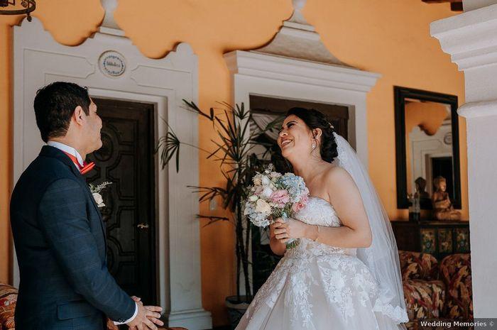 ¿En qué momento del día comenzará tu boda? 1