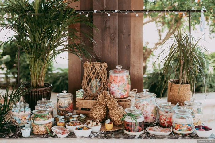 Ideas mesa de dulces - 20