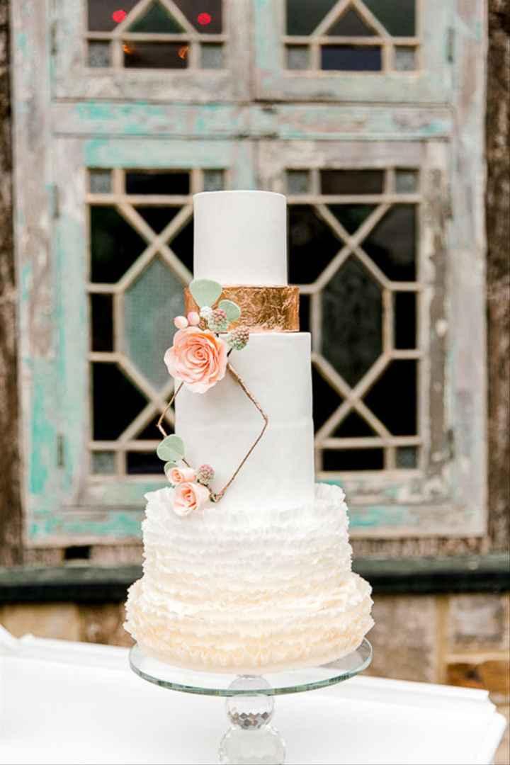 Ideas para una boda en Rose Gold - 10