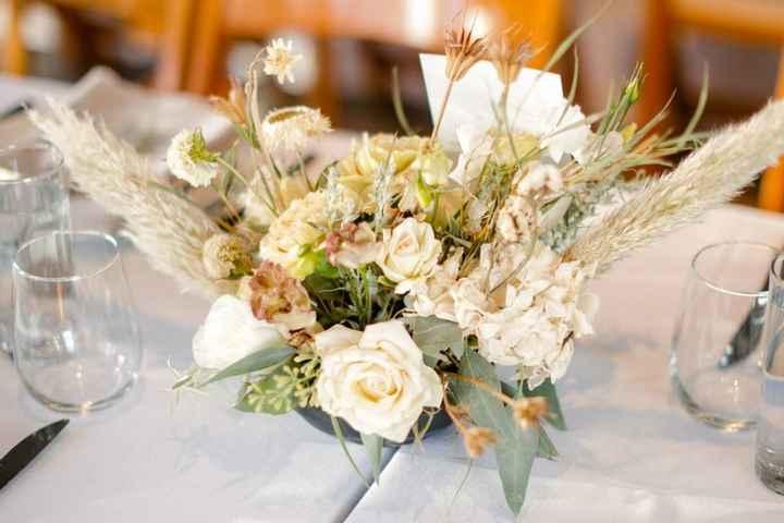 Ideas de centros de mesa para bodas rústicas - 6