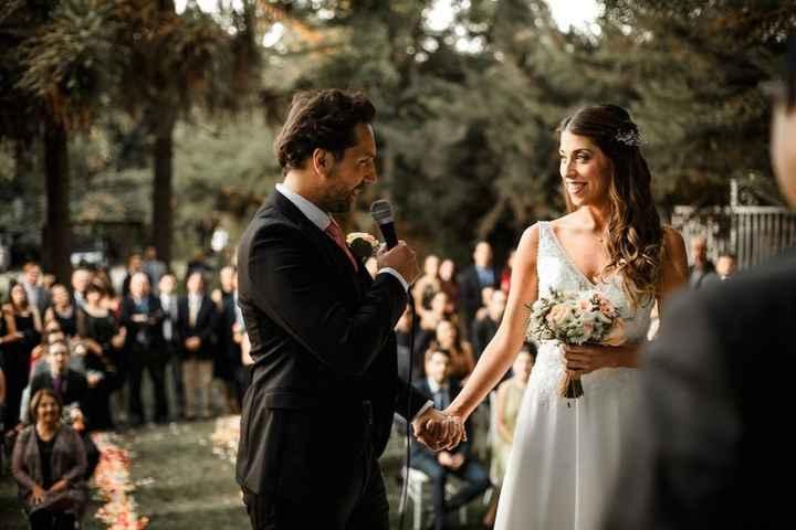 Encuesta: ¿Ya pensaste en tus votos matrimoniales? - 1